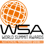 World Summit awards national nominee 2018 dohapano