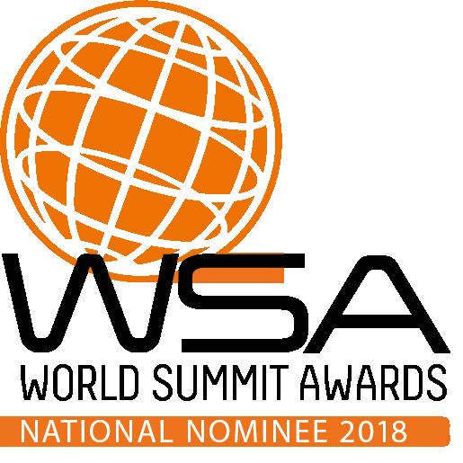 World Summit awards national nominee 2018 dohapano